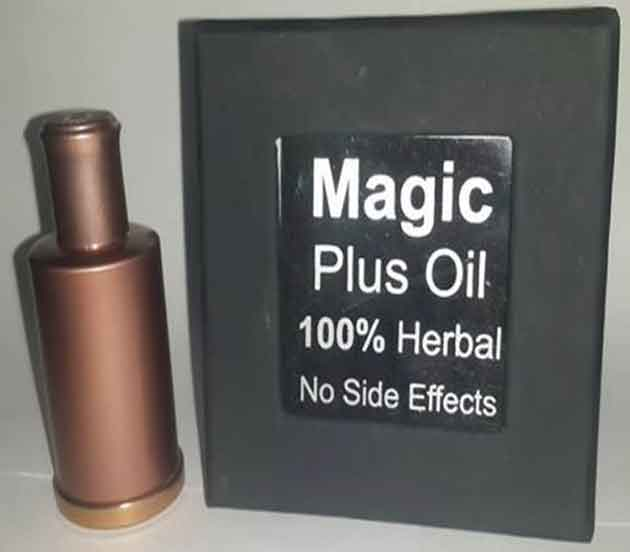 Magic Plus Oil