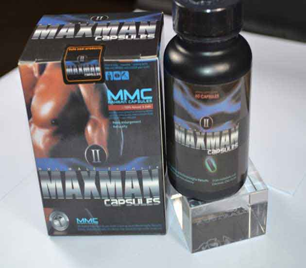 maxman-capsules in Pakistan