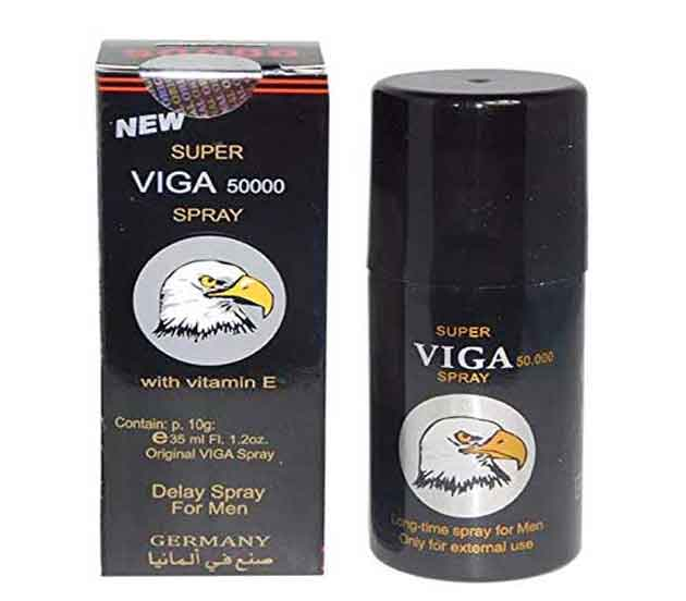 Viga Delay Spray