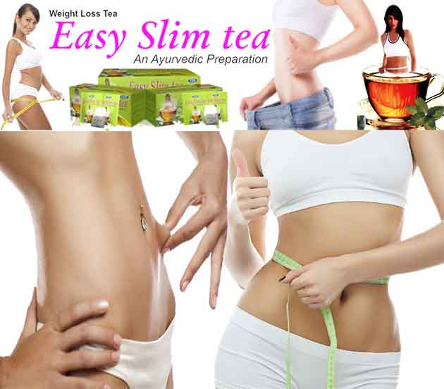 Easy Slimming Tea